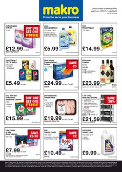 Chicken offers in the Makro catalogue in London