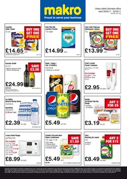 Makro offers in the London catalogue