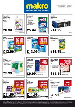 Makro offers in the Londonderry catalogue