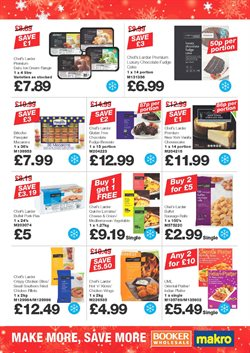 Cheese offers in the Makro catalogue in London