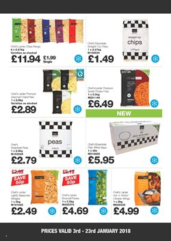 Sweet offers in the Makro catalogue in London