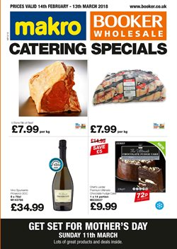Cake offers in the Makro catalogue in London