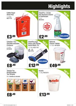 Paper offers in the Makro catalogue in London