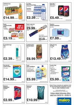 Bags offers in the Makro catalogue in Sutton Coldfield