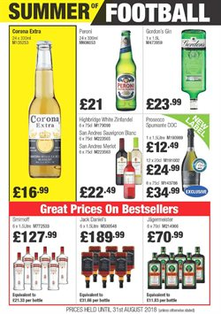 Wine offers in the Makro catalogue in London