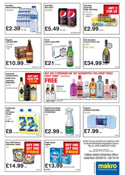 Water offers in the Makro catalogue in Stoke-on-Trent
