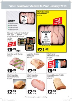Honey offers in the Makro catalogue in London