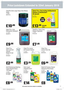 Gel offers in the Makro catalogue in London
