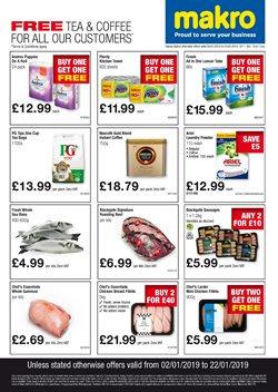 Makro offers in the Liverpool catalogue