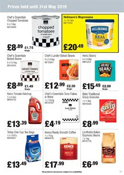 Coffee offers in the Makro catalogue in London
