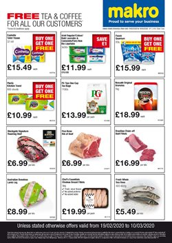Makro catalogue in Liverpool ( 2 days ago )