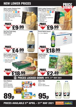 Supermarkets offers in the Makro catalogue in Swansea ( 2 days ago )