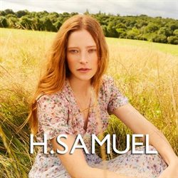 H. Samuel offers in the London catalogue