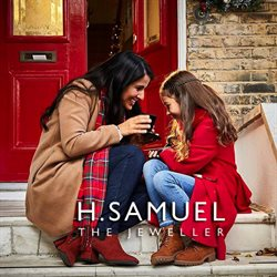 H. Samuel offers in the Leicester catalogue