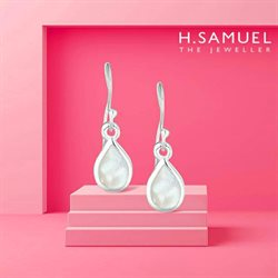 H. Samuel catalogue in London ( 16 days left )
