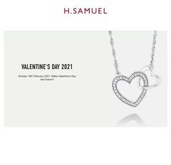 H. Samuel catalogue ( Expired )