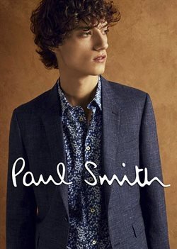 Paul Smith offers in the London catalogue