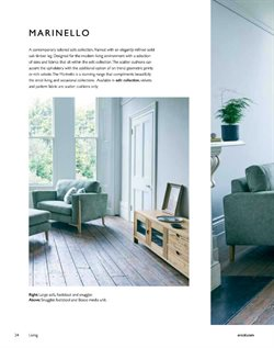 Painting offers in the Ercol catalogue in London
