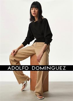 Adolfo Dominguez catalogue ( More than a month )