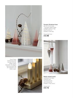 Christmas offers in the Tiendeo Promotion catalogue in London