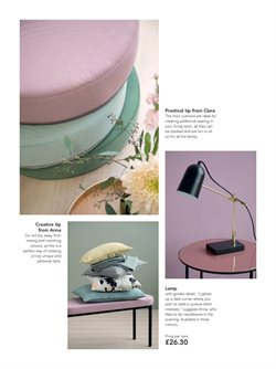 Lamp offers in the Tiendeo Promotion catalogue in London