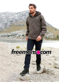 Freemans offers in the London catalogue