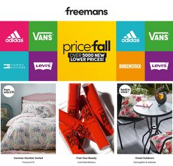 Freemans offers in the Freemans catalogue ( Expires today)