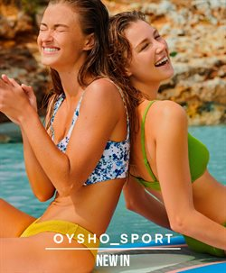 Oysho catalogue ( More than a month )