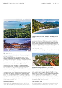 Offers of Flights in Kuoni