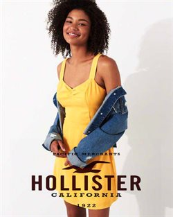 Hollister offers in the London catalogue