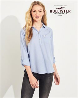 Hollister offers in the Aldershot catalogue