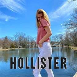 Hollister catalogue in London ( 2 days ago )