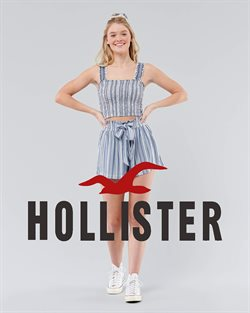 Hollister catalogue in Brighton ( More than a month )