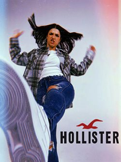 Hollister catalogue in Birmingham ( More than a month )