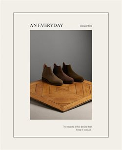 Ankle boots offers in the Massimo Dutti catalogue in London