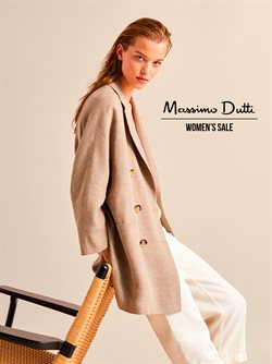 Massimo Dutti offers in the London catalogue