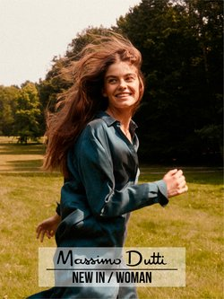 Massimo Dutti offers in the Massimo Dutti catalogue ( 14 days left)