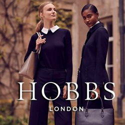 Hobbs offers in the Leicester catalogue