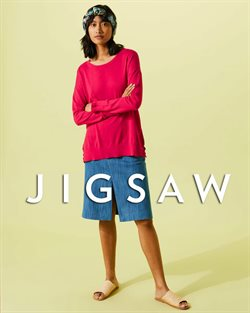 Jigsaw offers in the London catalogue