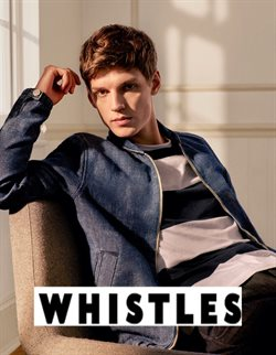 Whistles offers in the London catalogue