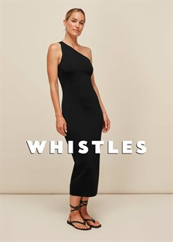 Whistles catalogue ( More than a month )