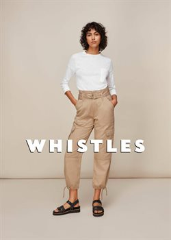 Whistles catalogue ( Expired )