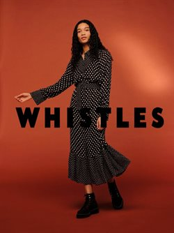 Clothes, Shoes & Accessories offers in the Whistles catalogue in Cannock ( 11 days left )