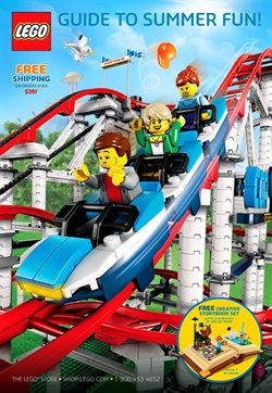 LEGO Shop offers in the Birmingham catalogue