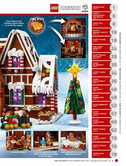 Christmas offers in the LEGO Shop catalogue ( 2 days left)