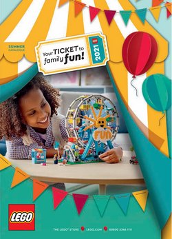 Toys & Babies offers in the LEGO Shop catalogue ( 27 days left)