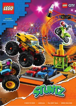 Toys & Babies offers in the LEGO Shop catalogue ( 4 days left)