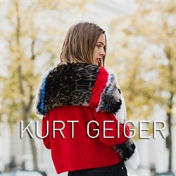 Kurt Geiger offers in the London catalogue