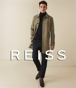 Reiss offers in the Leicester catalogue