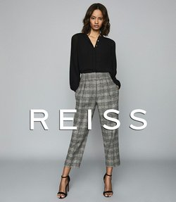 Reiss offers in the Bristol catalogue